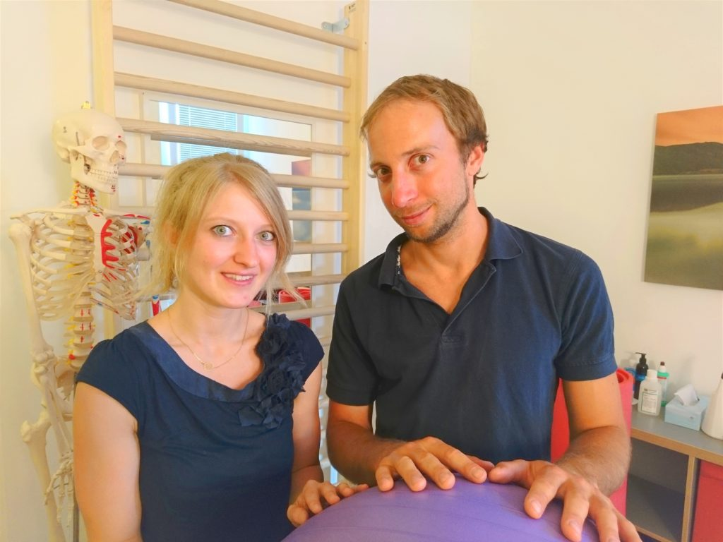 Physiotherapie Innsbruck - Team