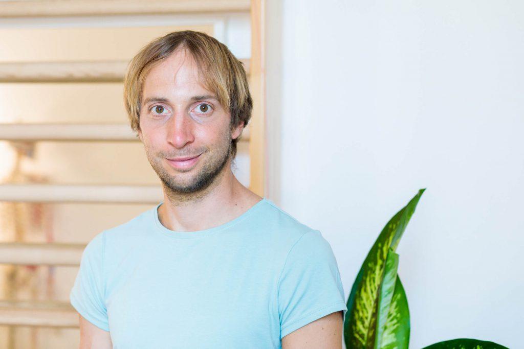 Porträtfoto von Markus